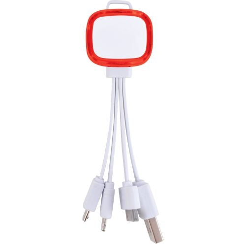 Bleep 3 in 1 USB Connector Cable - Promotional Products