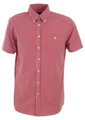 Reflections Bold Check Short Sleeve Shirt - Corporate Clothing