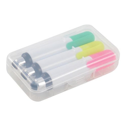 Bleep Crayon Highlighters with Stylus - Promotional Products
