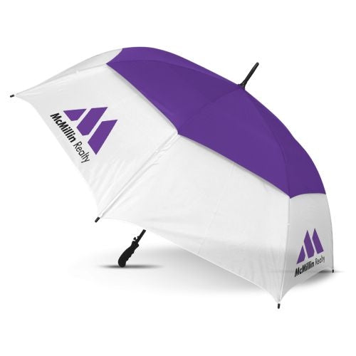 Eden Vented Golf Umbrella - Promotional Products
