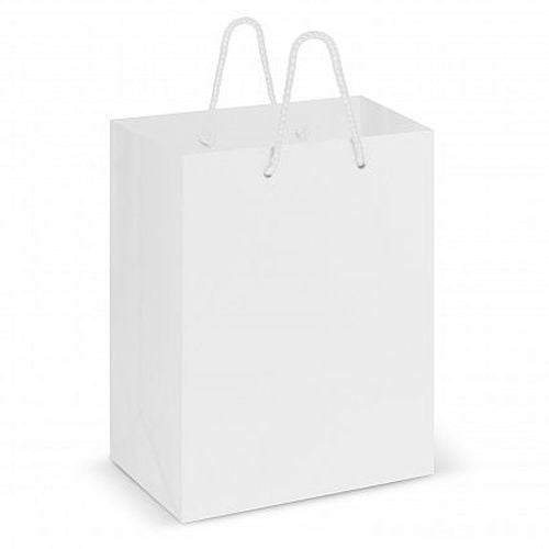 Eden Medium Gloss Paper Carry Bag - Promotional Products