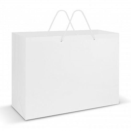 Eden Extra Large Gloss Paper Carry Bag - Promotional Products