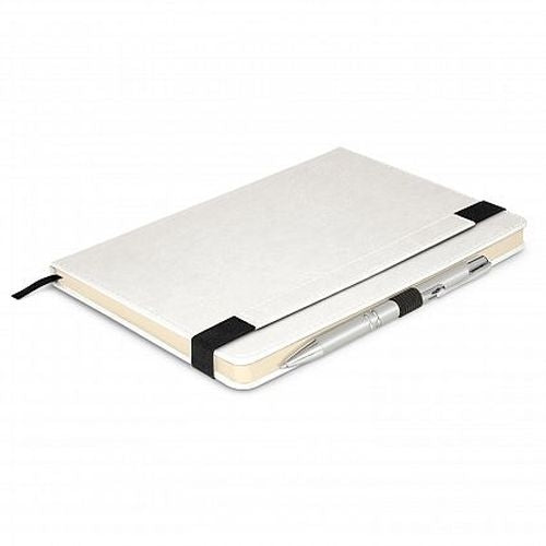 Eden Deluxe Notebook with Pen - Promotional Products