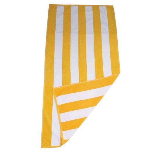 A Striped Beach Towel - Promotional Products