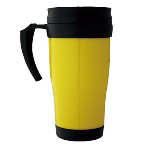 Promotional Double Wall Plastic Travel Mug - Promotional Products