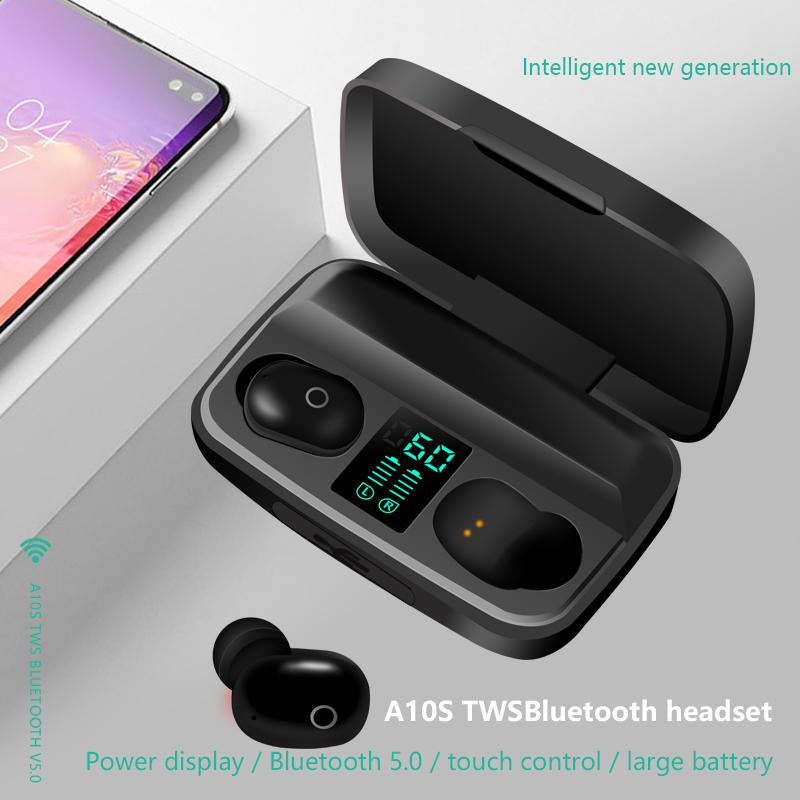 COMBO SMARTWATCH W5 + AURICULARES A10S