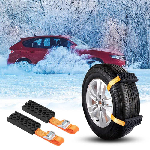 Mohr Out-N-About™ Snow & Mud Traction Straps