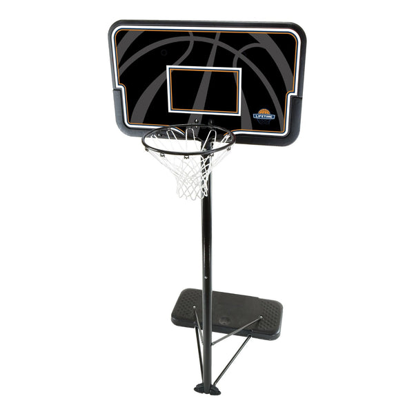 Lifetime Basketball-Anlage Omaha Portable (44 Zoll), 90008