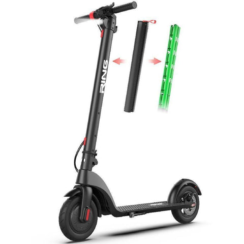 Skateboard/Scooter - Gardenluxus By Ring Fitness Roller/Elektro-Scooter RX8