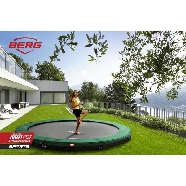 BERG Champion InGround 430 Green, 35.44.57.01 - Gardenluxus