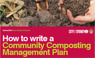 How to write a Community Composting Management Plan