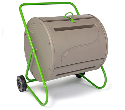 140L Compact Compost Tumbler - Tumbleweed's Composting Product