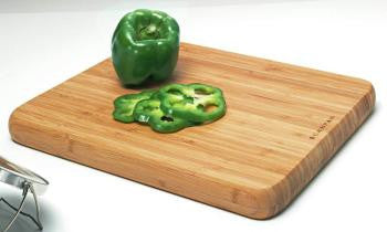 Bamboo Cutting Board 40cm x 30cm x 3.5cm