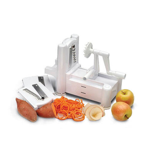 Salad Bar Spiral Vegetable Slicer