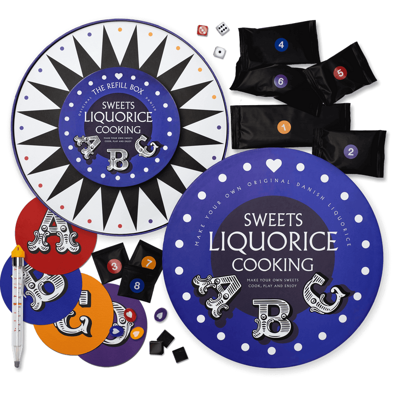 Liquorice - Sweets Kit