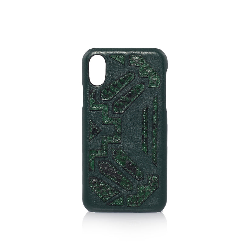 Etienne phone case | Mono Emerald