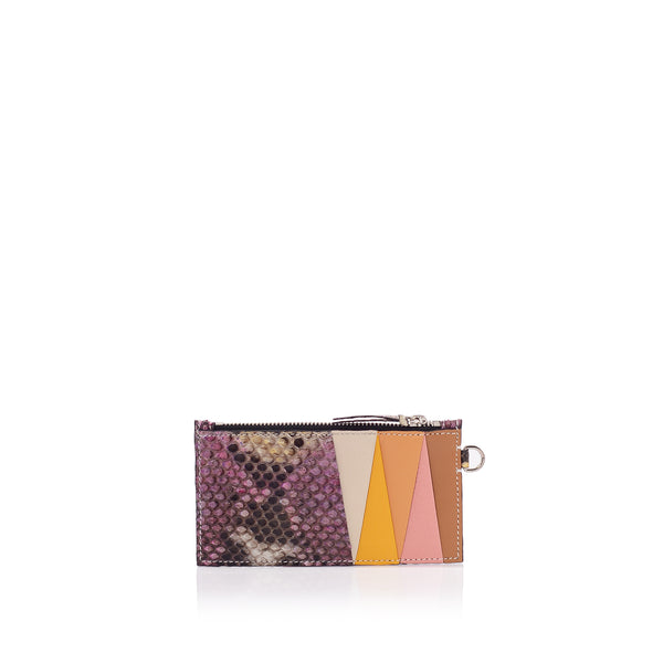 ETIENNE CARD POUCH | PINK LEMONADE