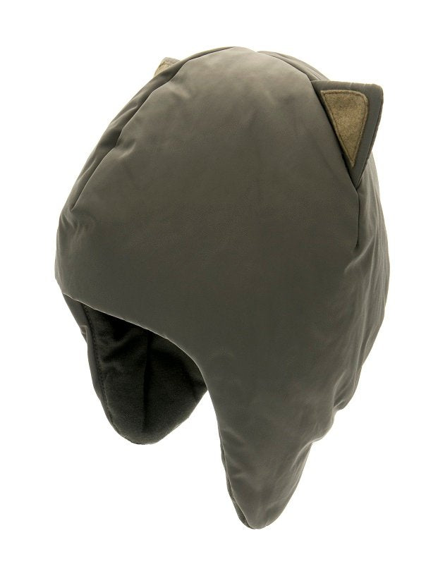 Kids winter hat - Kitty Jr. Memory Olive - CTH MINI