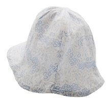 Baby Sun hat - Ellen Jr. Posy Blue - CTH MINI
