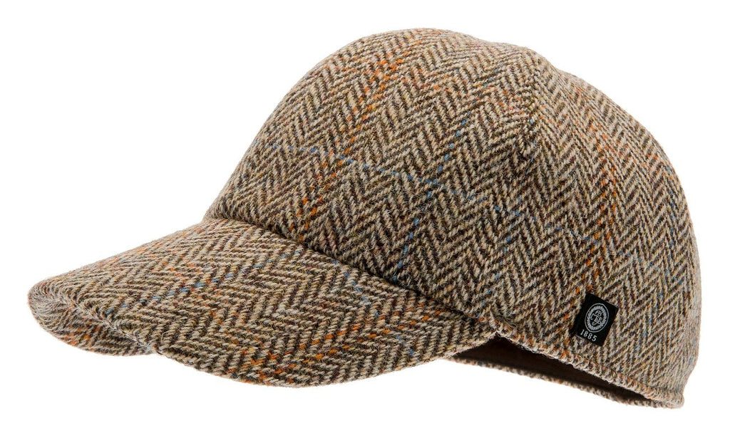 Baseball - Ingvar Sr. Harris Tweed Camel - CTH Ericson of Sweden