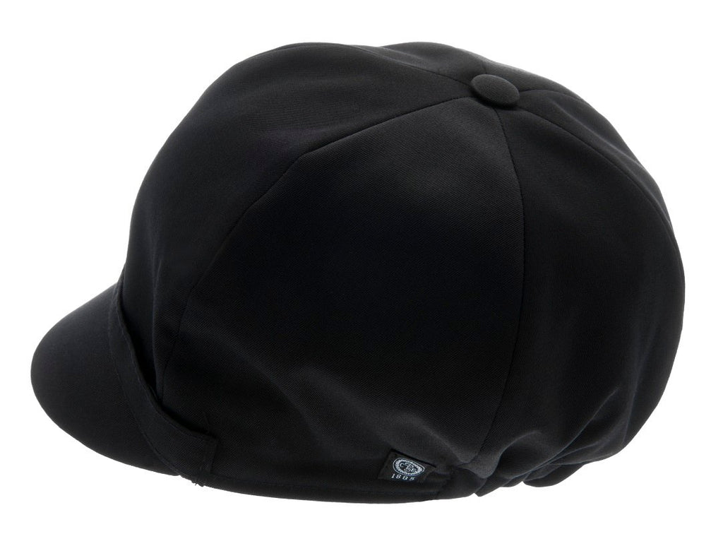 Women's Hat - Helena Sr. Twill Black - CTH Ericson of Sweden