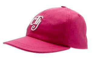 Kids Baseball - Ben Jr. Twill Fuchsia - CTH MINI