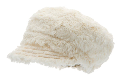Cap for girls - Regina Jr. Curls off-white - CTH MINI