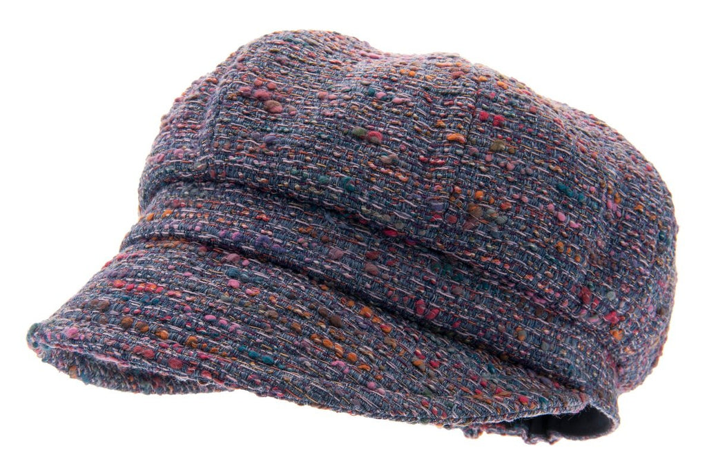 Women's Hat - Regina Sr. Boucle Blue - CTH Ericson