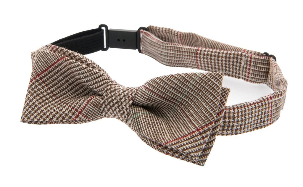 Kids Bow tie - Knut Jr. Estate Brown - CTH MINI