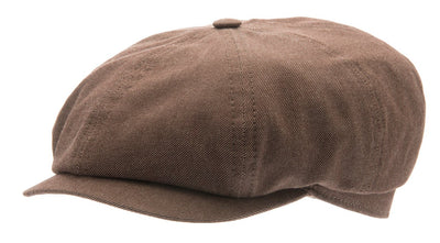 Newsboy cap - Alan Sr. Morgado/Liberty Brown - CTH Ericson