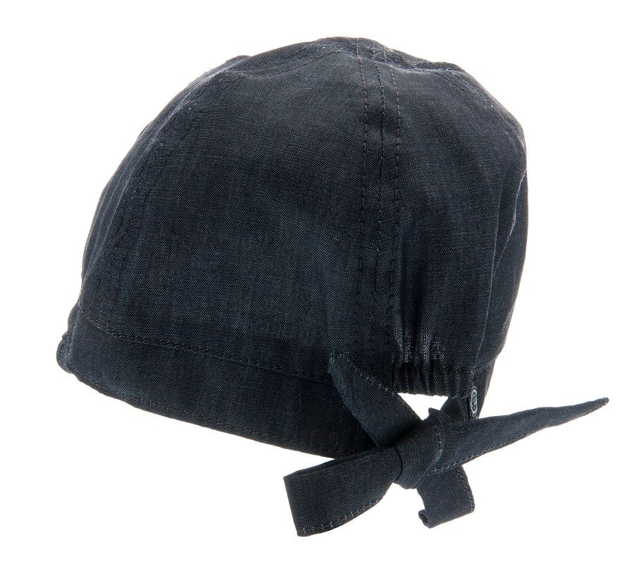 Summer cap for girls - Bella Jr. Denim Blue - CTH MINI