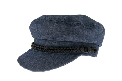 Oscar Sr. Organic Denim Blue - CTH Ericson of Sweden