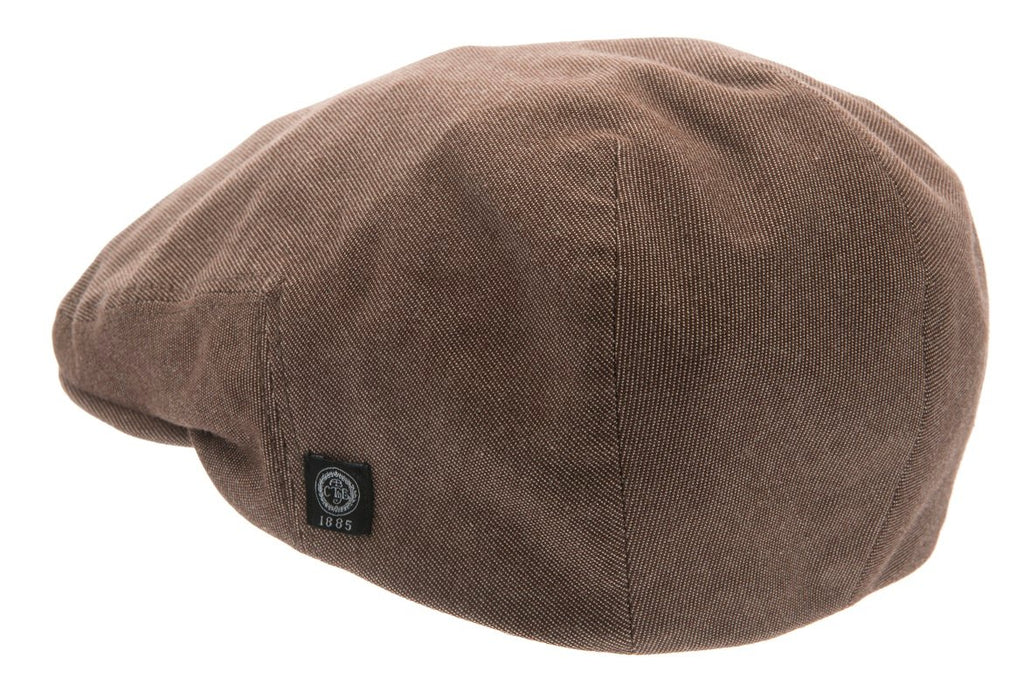 Flat cap - Edward Sr. Morgado/Liberty Brown - CTH Ericson of Sweden