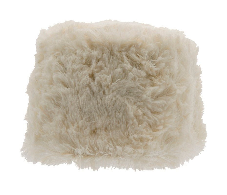 Faux Fur hat - Greta Sr. Curls Off-White - CTH Ericson of Sweden