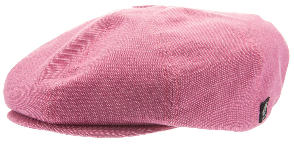 Kids Newsboy cap - Lorentz Jr. Morgado/Liberty Hot Pink - CTH MINI