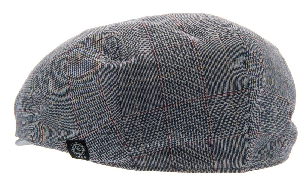 Newsboy cap - Wilson Sr. Estate Blue - CTH Ericson