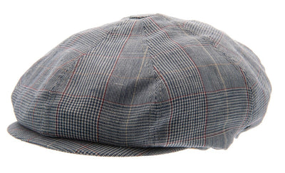 Kids Newsboy cap - Lorentz Jr. Estate Blue - CTH MINI