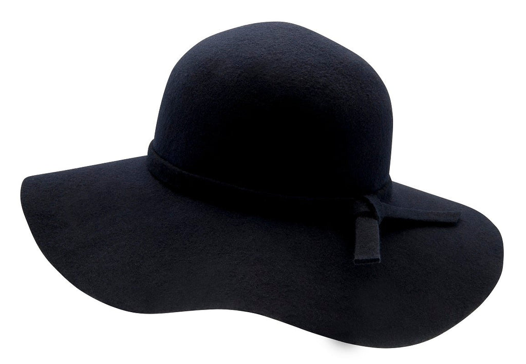 Amy Sr. Floppy felt hat Marin