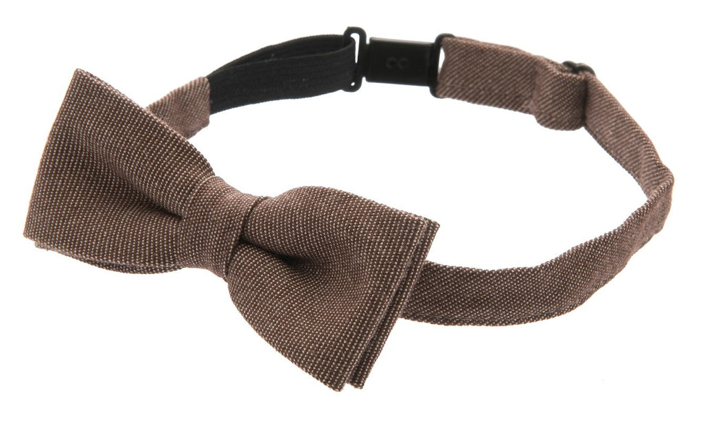 Kids Bow tie - Knut Jr. Morgado Brown - CTH MINI