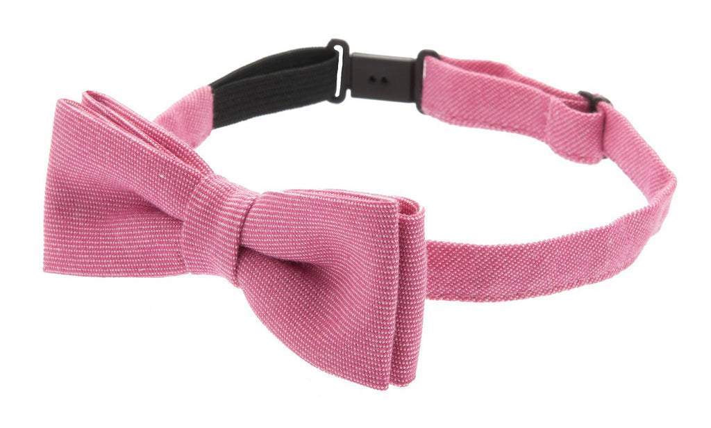 Kids Bow tie - Knut Jr. Morgado Hot Pink - CTH MINI