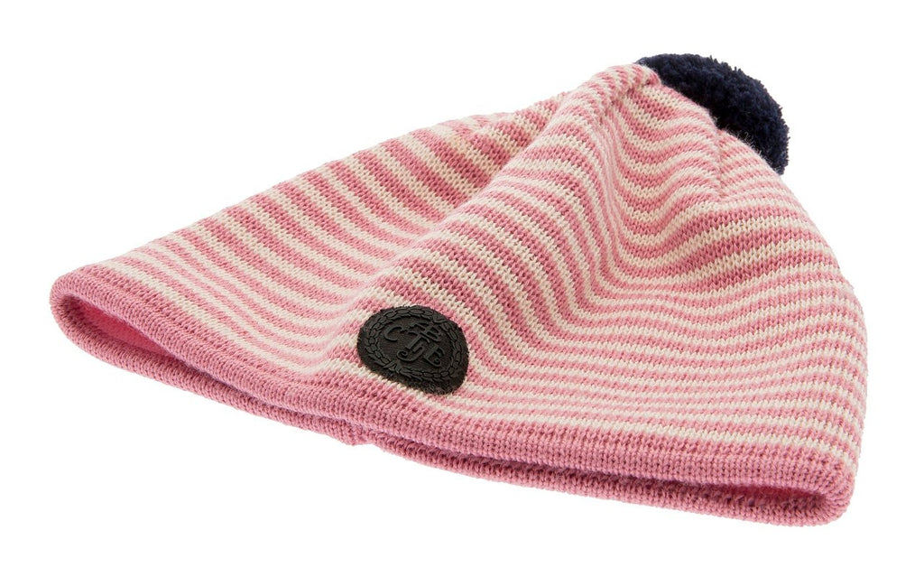 Tove Jr. Knitted Striped Pink - CTH Ericson of Sweden