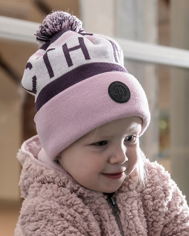 Beanie - Terry Jr. Mini Pink - CTH MINI