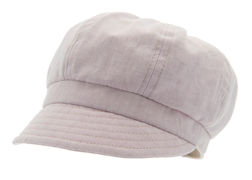 Summer cap for girls - Regina Jr. Cotolino Pink - CTH MINI