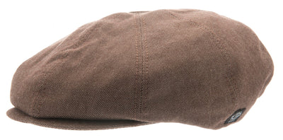 Kids Newsboy cap - Lorentz Jr. Morgado/Liberty Brown - CTH MINI