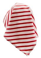 Sara Jr. Nautic Stripe White/Red - CTH Ericson of Sweden