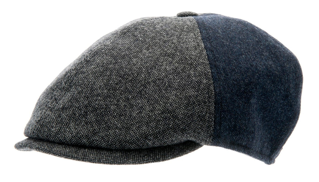 Colin Sr. Patchwork Grey