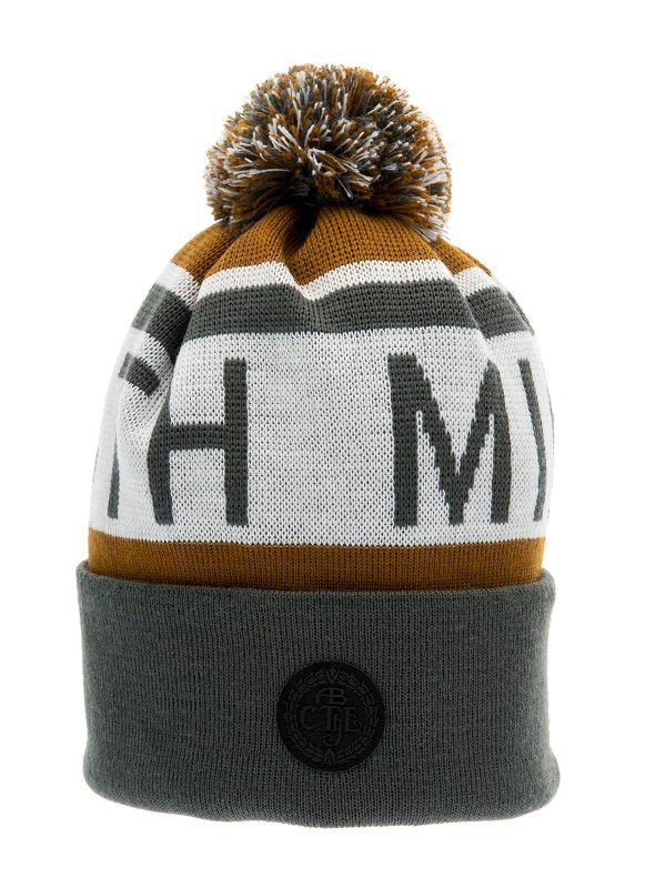 Beanie - Terry Jr. Mini Grey - CTH MINI
