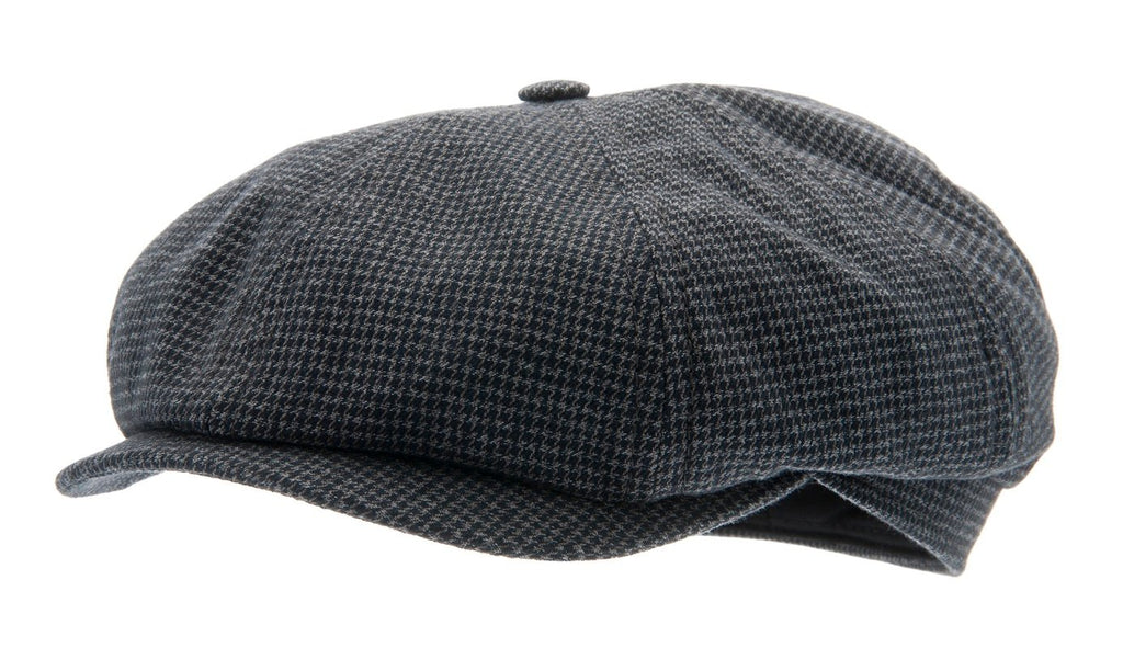 Newsboy cap - Alan Sr. Petite Blue - CTH Ericson of Sweden