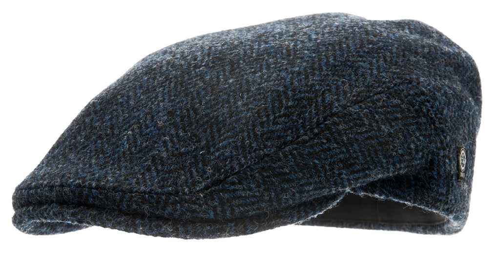 Edward Sr. Harris Tweed Blue - CTH Ericson of Sweden