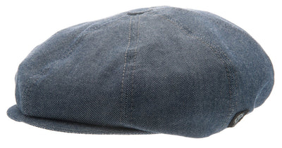 Kids Newsboy cap - Lorentz Jr. Morgado/Liberty Blue - CTH MINI